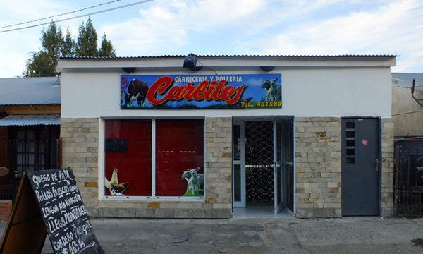 carlitos carnicería EN LA GUIA ESQUEL