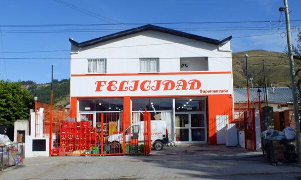 Supermercado Felicidad en Esquel