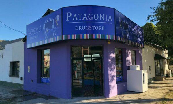 Patagonia Drugstore III en la guia Esquel