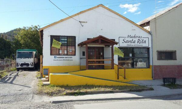 Maderas Santa Rita en la guia esquel