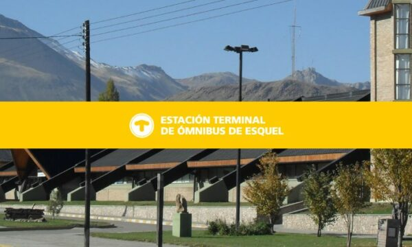 Terminal de Omnibus Esquel en la Guia Esquel