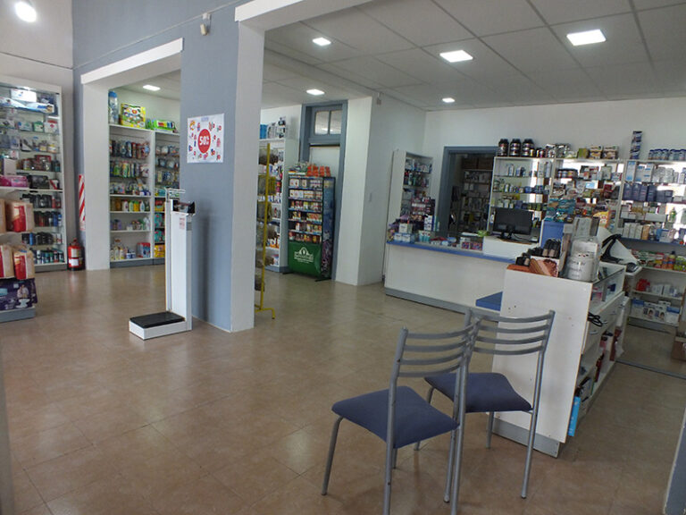 Farmacia Palmieri en La Guia Esquel