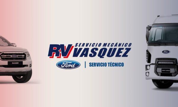 rv vasquez servicio mecanico en la guia esquel