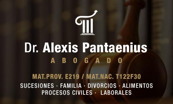Panaenius en La Guia Esquel