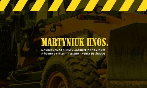 Martyniuk Hnos. en La Guia Esquel