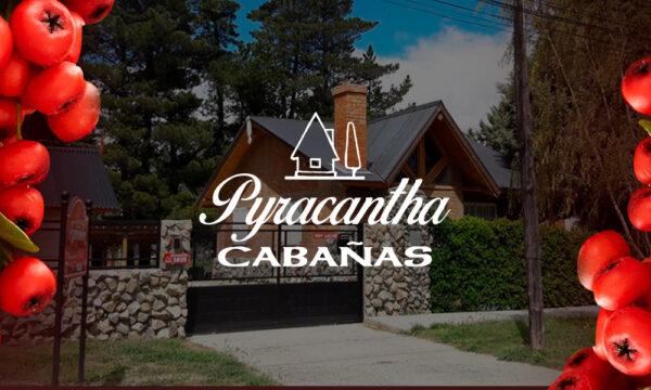 pyracantha Cabañas en La Guia Esquel