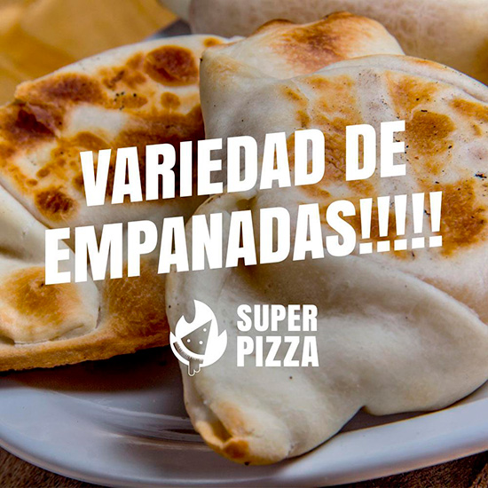 Super Pizza Cosama en La Guia Esquel