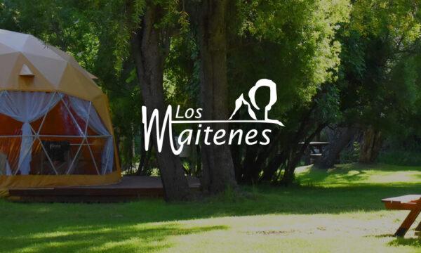 Camping Los Maitenes en La Guia Esquel