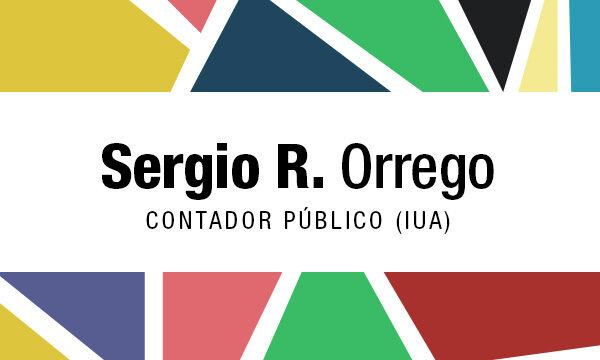 Sergio Orrego Contador en La Guia Esquel