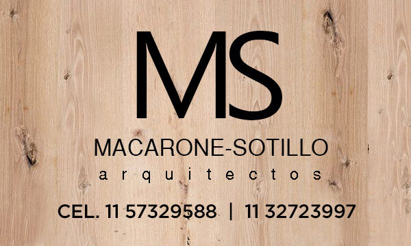 Macarone Sotillo Arquitectos en La Guia Esquel